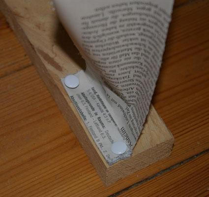 papierstreifen recyclingkunst und der versuch langsam und nachhaltig zu leben. Black Bedroom Furniture Sets. Home Design Ideas