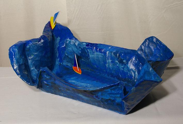 pappmache recyclingkunst und der versuch langsam und nachhaltig zu leben seite 2. Black Bedroom Furniture Sets. Home Design Ideas