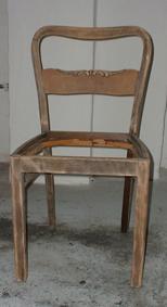 Stuhl Abschleifen rote möbelserie stühle recyclingkunst und der versuch langsam