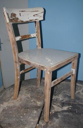abschleifen recyclingkunst und der versuch langsam und. Black Bedroom Furniture Sets. Home Design Ideas