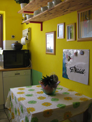 Küche renovieren: so sah es vorher aus Buntes aus dem Norden - Ein ...