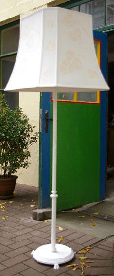 stehlampen neu gestalten das macht spa upcycling buntes aus dem norden ein wohnblog. Black Bedroom Furniture Sets. Home Design Ideas
