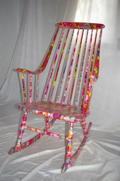 serviettentechnik recyclingkunst und der versuch langsam und nachhaltig zu leben. Black Bedroom Furniture Sets. Home Design Ideas