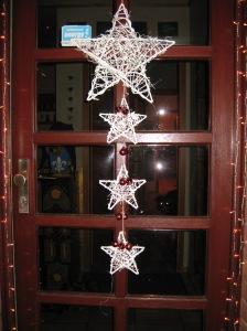 Weihnachtssterne mit neuer Optik