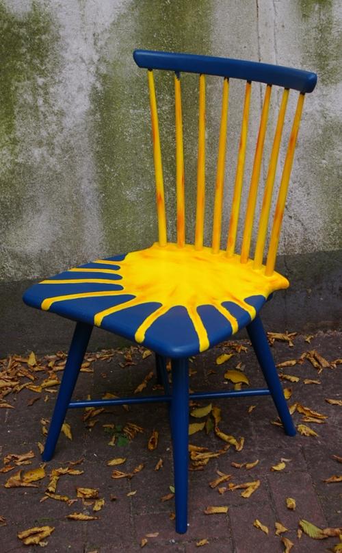 Sonnenstuhl von Schlüter kUnst und Design