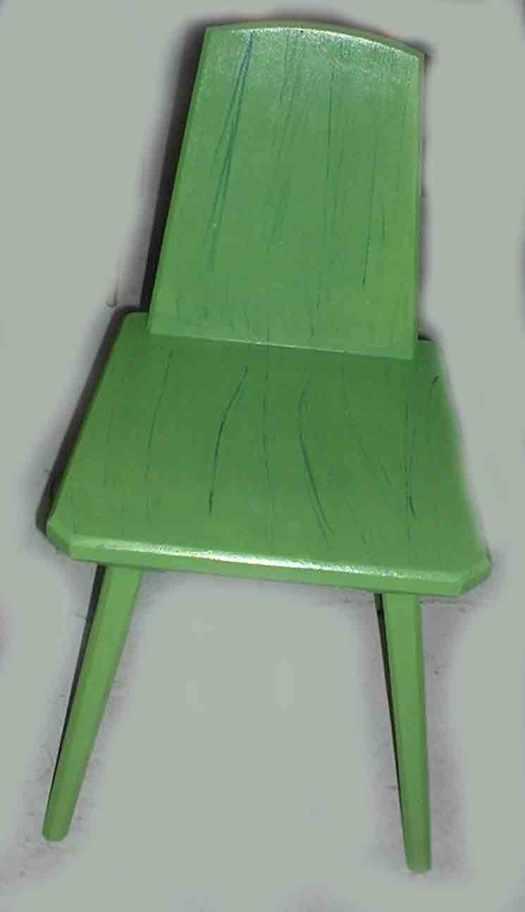 Diy Stuhl für ausserirdische