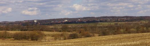 Dithmarschen panorama