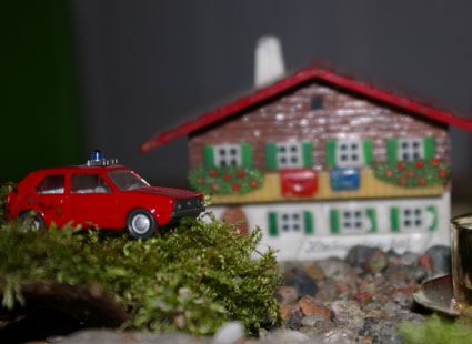 Feuerwehrmodellauto