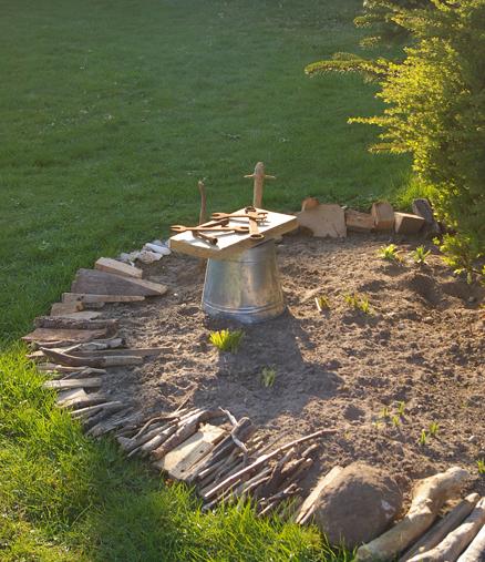 Treibholz buntes aus dem norden ein wohnblog for Verrostete gartendeko