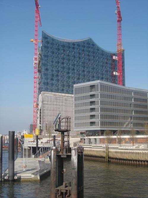 Hamburg Elbphilharmonie,Speicherstadt,