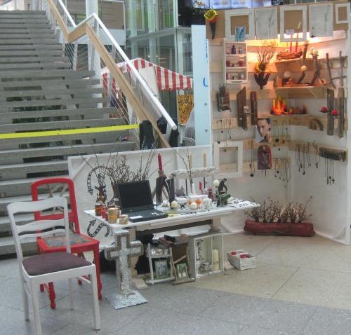 Stand DerDieSeinMarkt in Hamburg