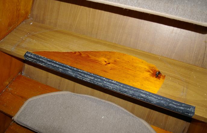 treppe nah folie s leiste recyclingkunst und der versuch langsam und nachhaltig zu leben. Black Bedroom Furniture Sets. Home Design Ideas