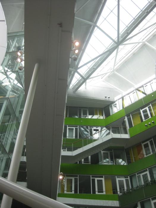 Unileverhaus Hamburg innen