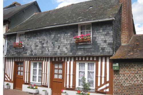 Beuvron en Auge, Frankreich, Normandie