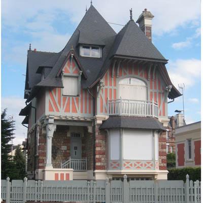 Deauville, Frankreich,Normandie