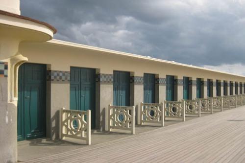 Deauville, Umkleidkabinen