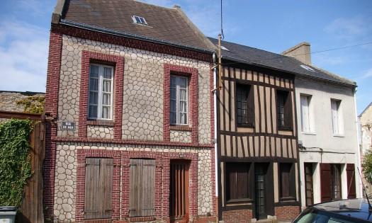 Fecamp Frankreich Normandie