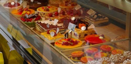 Torten Kuchen Frankreich