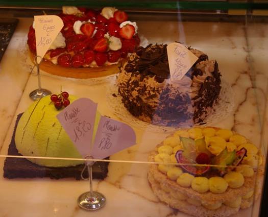 Torten Kuchen Normandie