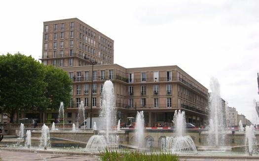 Innenstadt Le Havre
