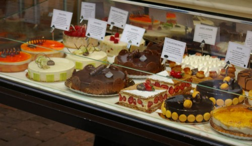 Torten Kuchen Frankreich Normandie