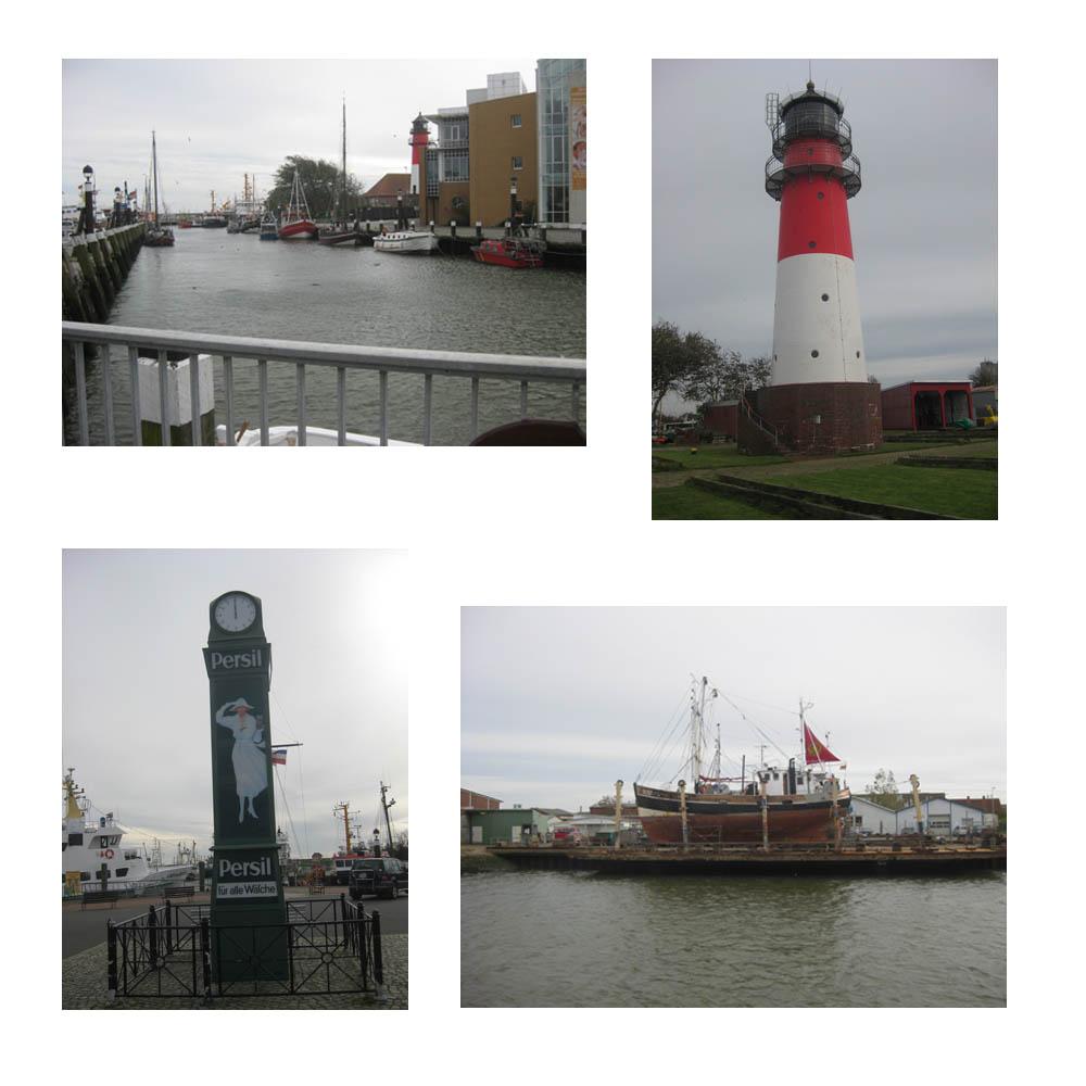 Hafenstadt Büsum, Dithmarschen