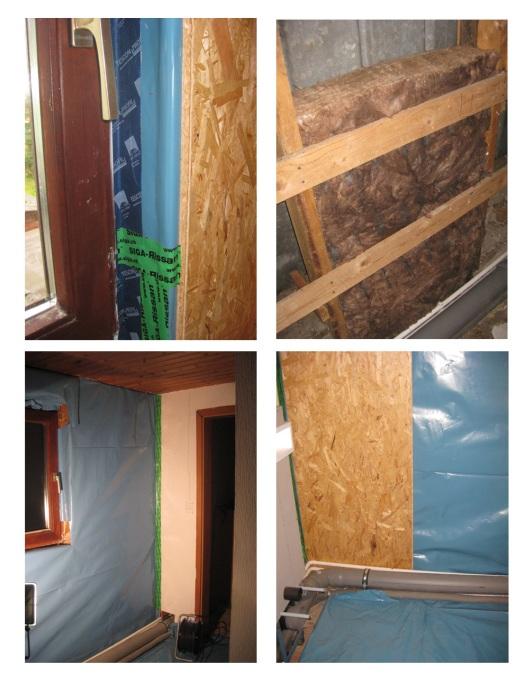 Badezimmer renovieren und dämmen