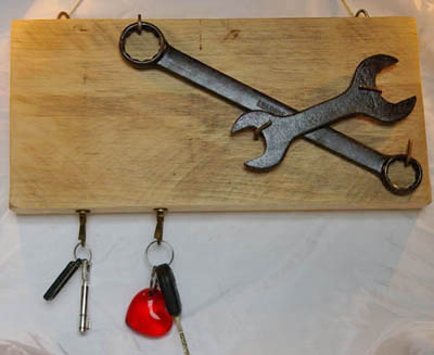 Schlüsselbrett einmal anders