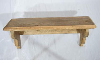 Regal aus Alholz
