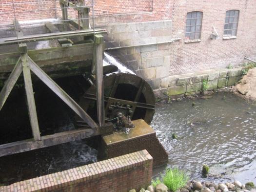 Mühle in Rantzau