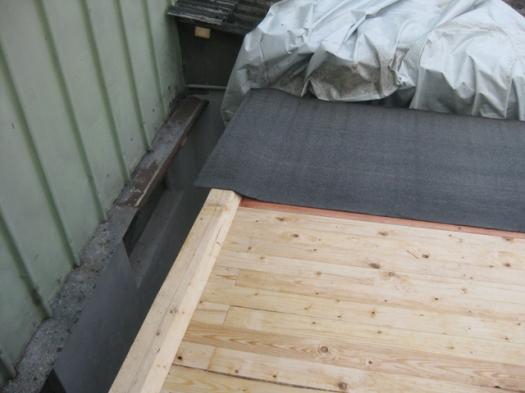 Erste Lage Dachpappe V 13