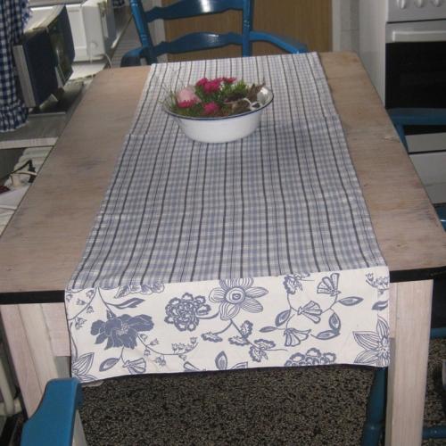 Schale auf dem Bauern-Tisch