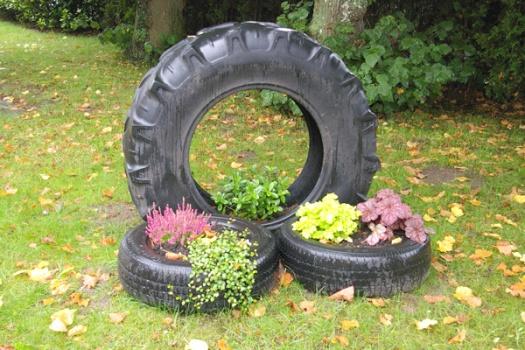 Reifenrecycling