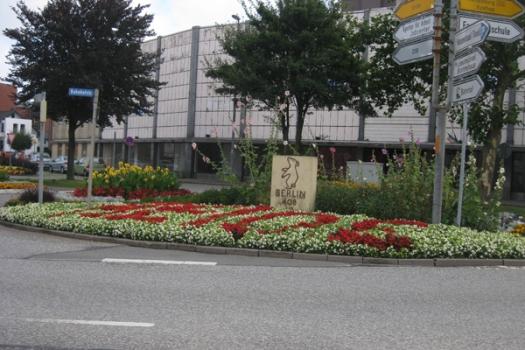 Heide Kreuzung Bahnhofstrasse