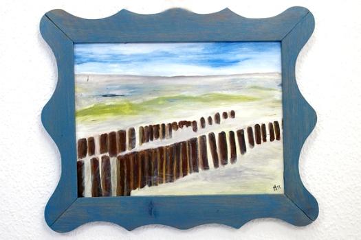 Meer Frankreich Strand