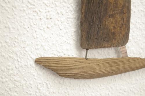 segelboot detail
