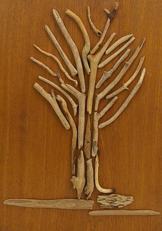 Baum aus Treibhölzern Schlüter Kunst und Design2