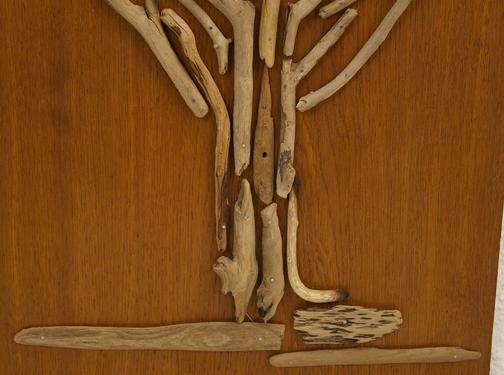 Treibholzbaum Unterteil