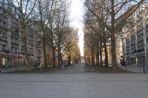 Dresden Augustenstrasse