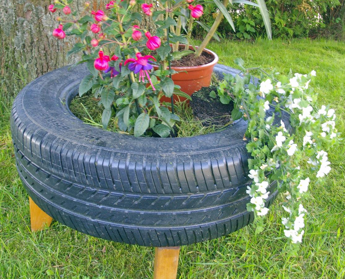 Neue Ideen Gartendekoration Bunt 1