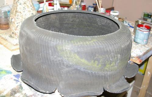 Reifen Wellen für draussen
