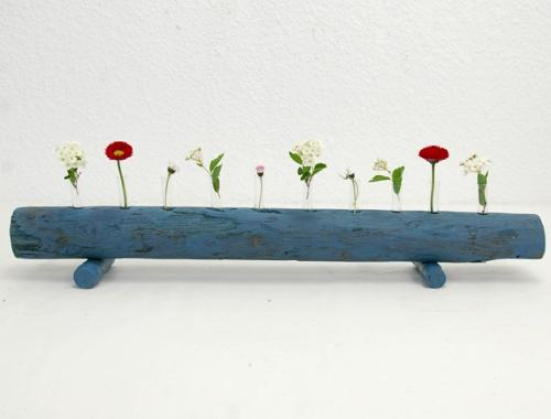 Stamm Vasen blau klein blog ms