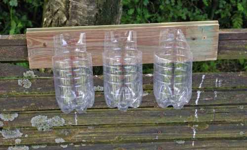 Upcycling-Plastikflaschen-Garten schlueter dithmarschen a