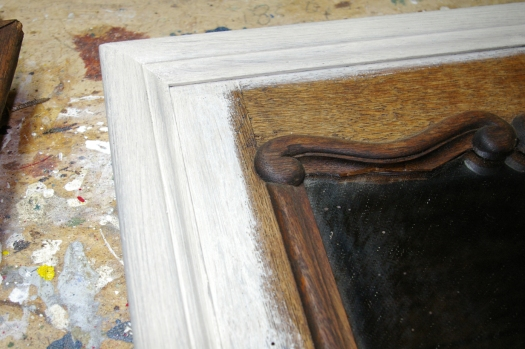 Wanddekoration Spiegel Tuer Bild Schlueter Dithmarschen