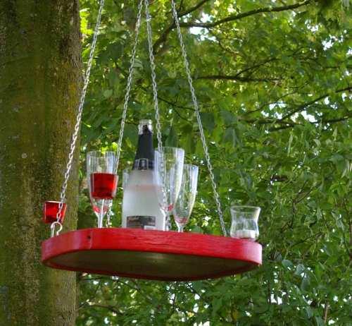 Garten recyclingkunst und der versuch langsam und - Garten und leben ladbergen ...