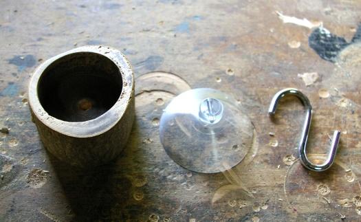 Teelichthalter sauger 4