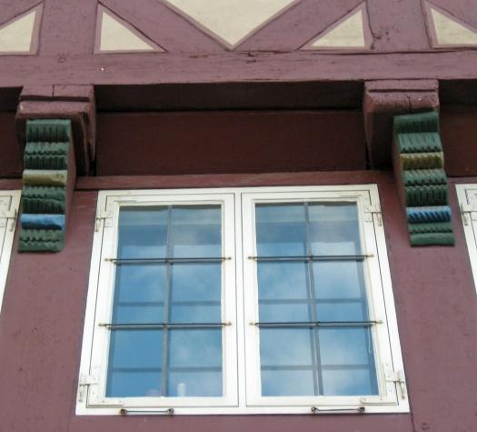 Fachwerkhaus Balken