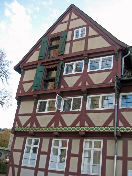 Fachwerkhaus Wolfenbüttel