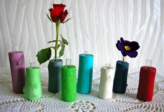 bunte kl. Vasen front
