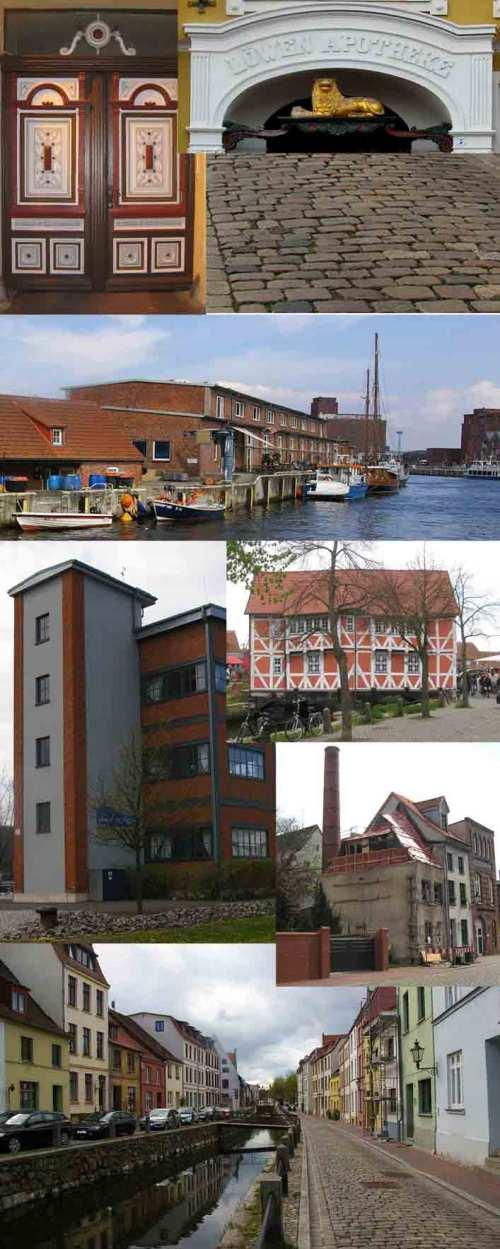 Collage-Wismar